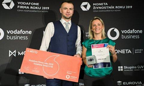 Byli jsme zvoleni nejlepší firmou Plzeňska 2019