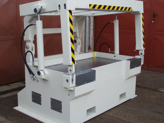 Mould carrier, type 100