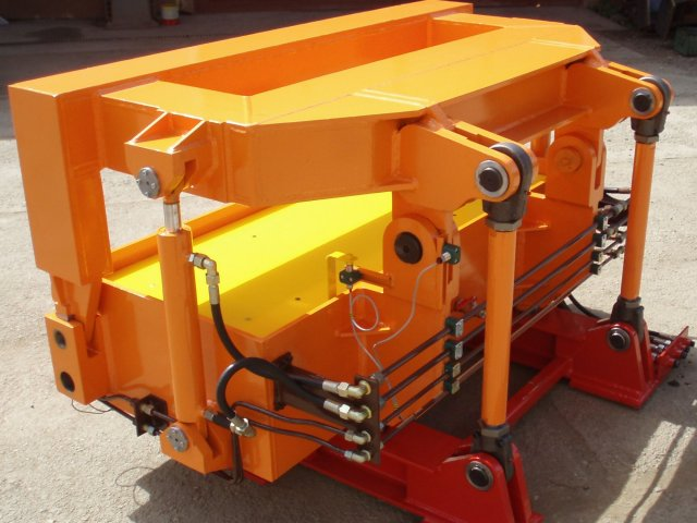Mould carrier, type 200 (year of production 2006)