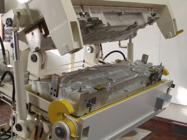 Mould carrier, type 200 (year of production 2005)