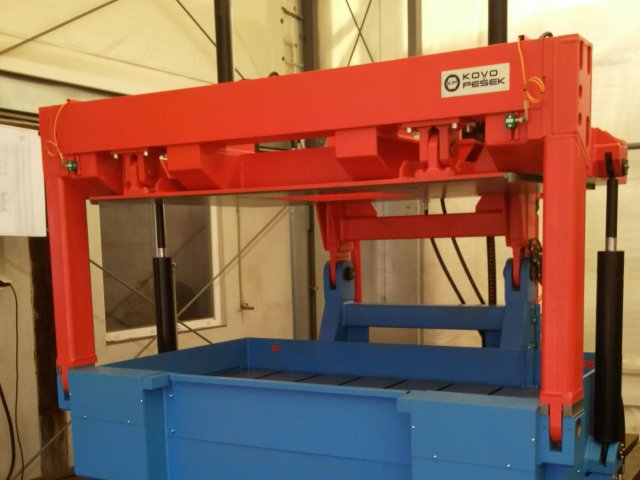Mould carrier, type 300