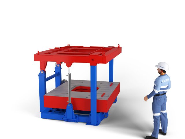 Mould carrier, type 400