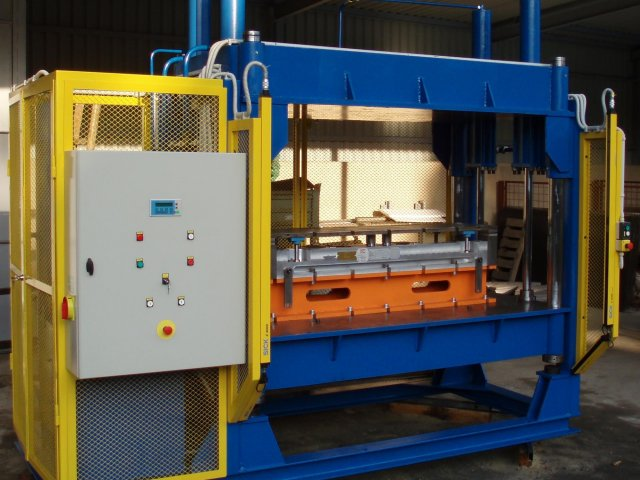 Mould carrier, type 1000