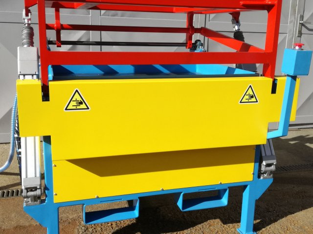 Mould carrier, type 10