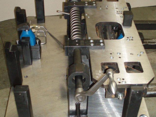 Machining fixtures