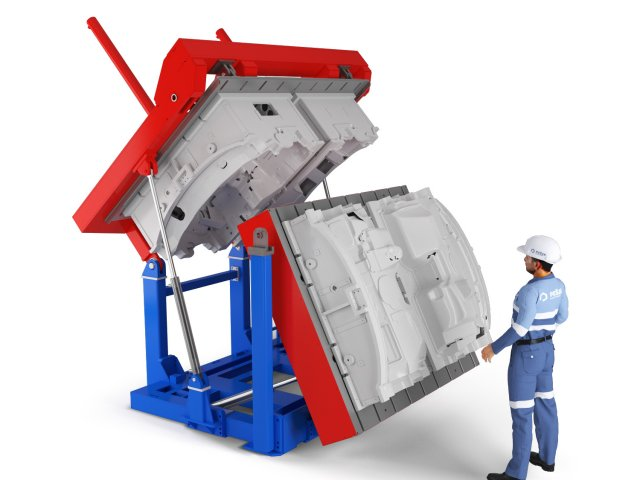 Mould carrier, type 500