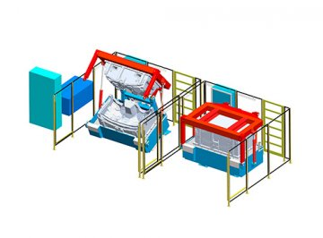Mould carriers