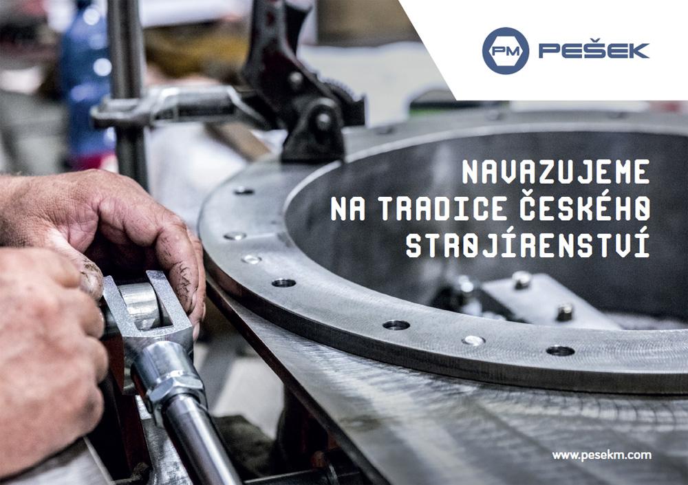 PEŠEK Machinery s.r.o.